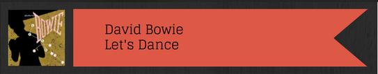Banner David Bowie