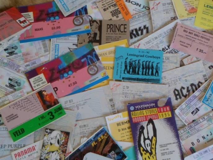 Concertkaartjes