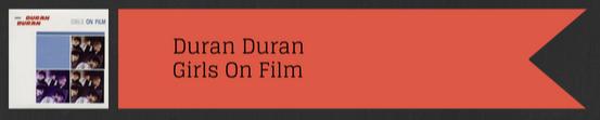 Banner Duran Duran